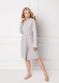 Халат ARUELLE MARSHMALLOW SHORT GREY